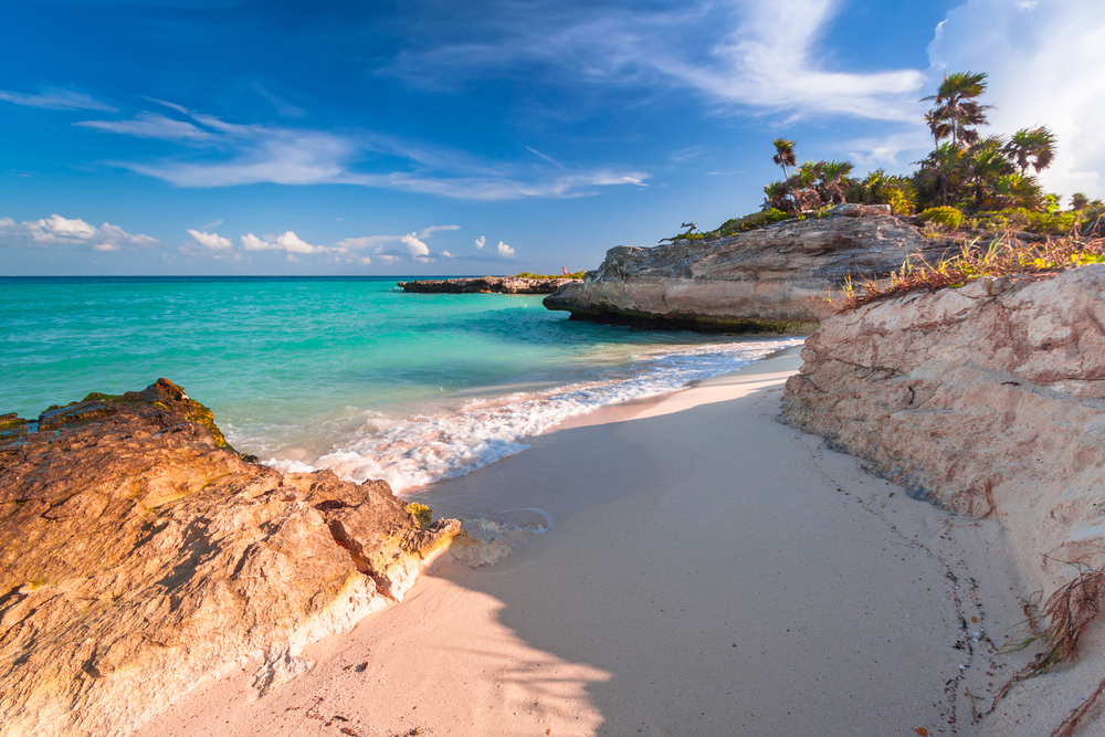 Best public beaches in Playa del Carmen